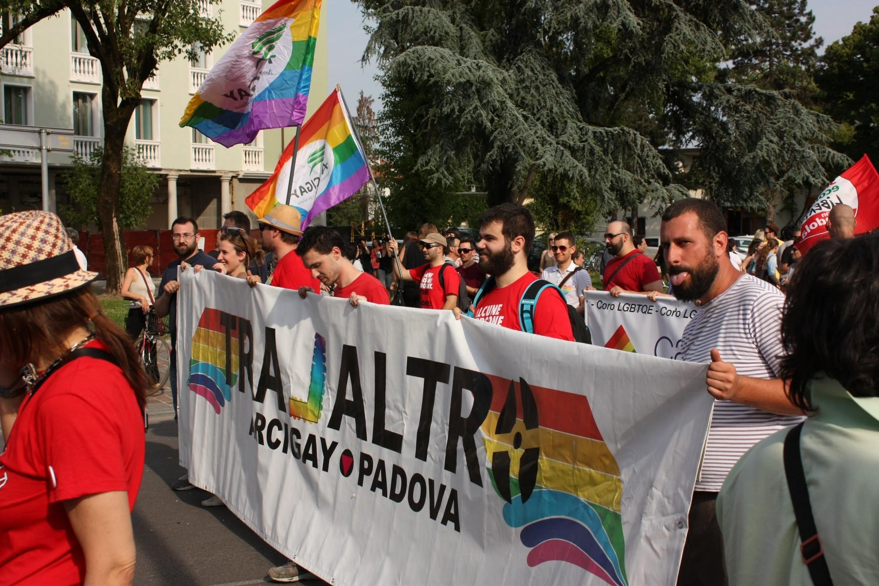 Assemblea Ordinaria Soci Arcigay Tralaltro Padova
