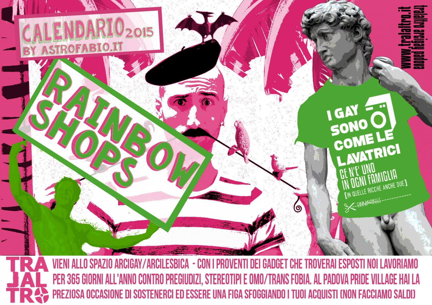 Rainbow SHOP@Padova Pride Village