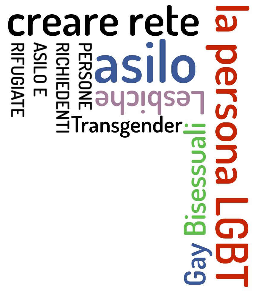 LA PERSONA LGBT NEL CONTESTO DELLE  PERSONE RICHIEDENTI ASILO E RIFUGIATE