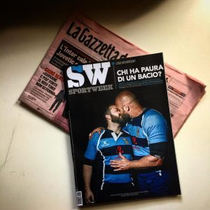 Gazzetta dello Sport  Libera Rugby  Sportweek