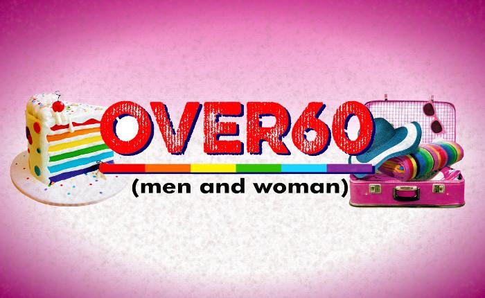 """Terza Età LGBT – Presentazione """"OVER 60 MEN e WOMEN"""""""