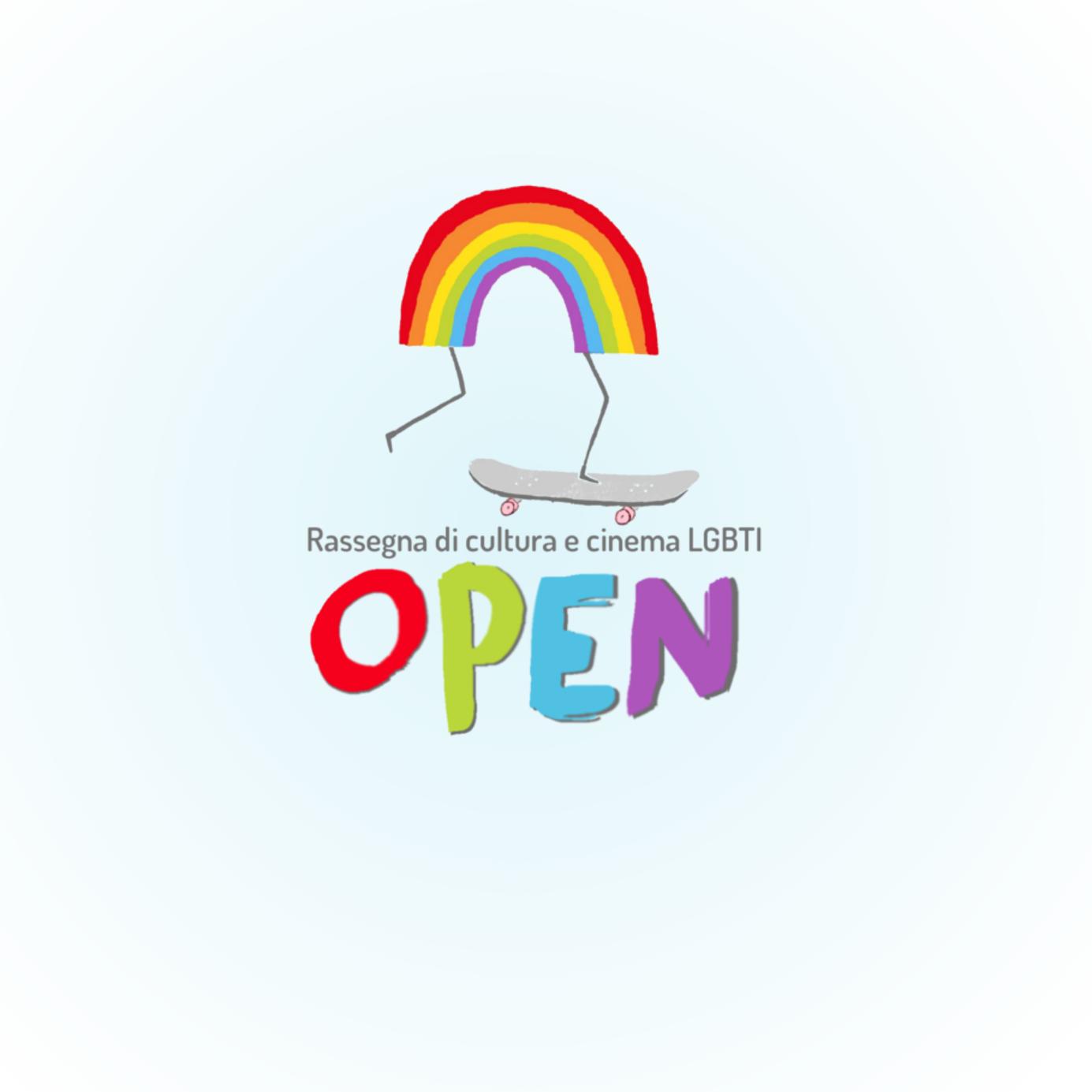 OPEN Rassegna di Cultura e Cinema LGBTI