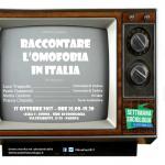 Raccontare l'omofobia in Italia - Trappolin AIS 2017