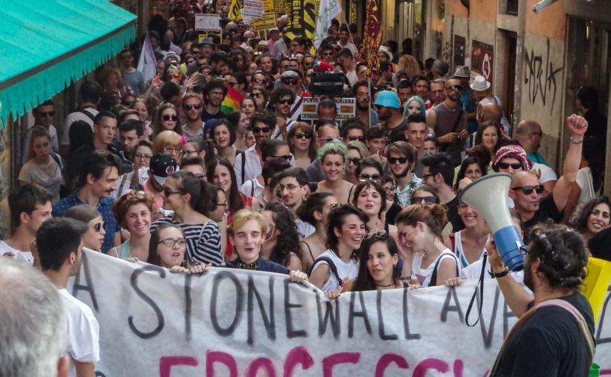 Call for Volunteers Padova Pride 2018