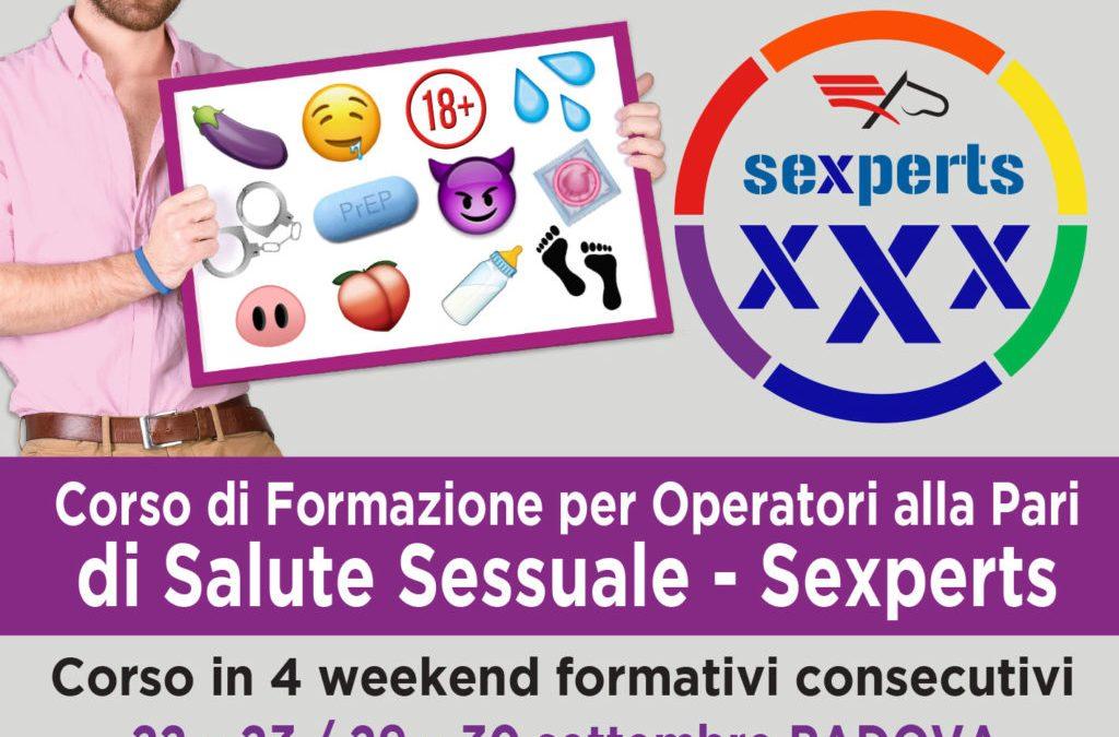 Corso SexPert – Operatore alla pari per la Salute sessuale