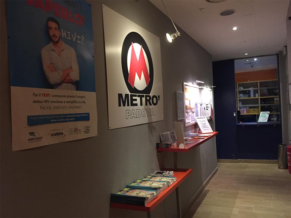 Metro Sauna