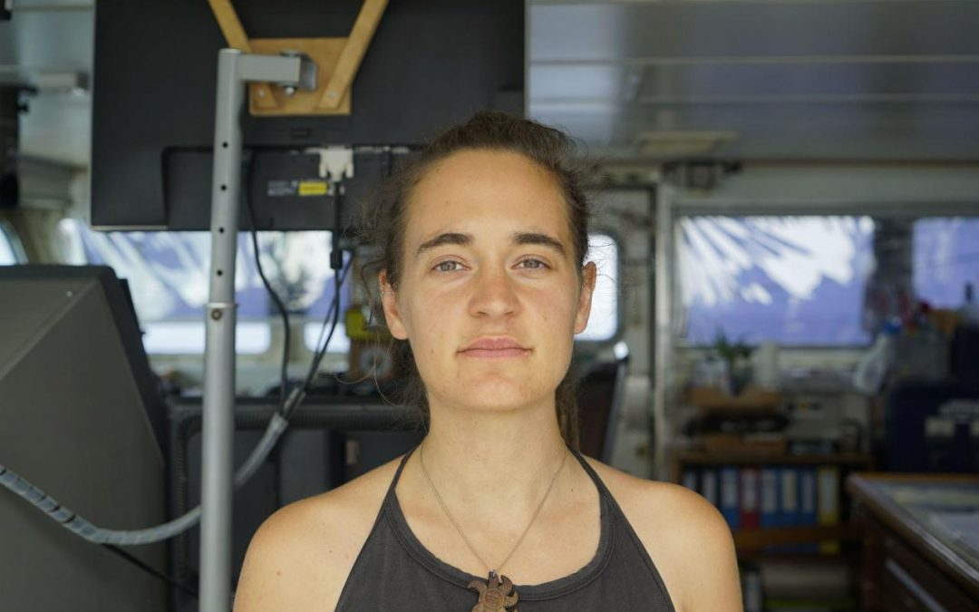 Carola Rackete Capitana della Nave Sea Watch3 Socia Benemerita di Arcigay Tralaltro Padova