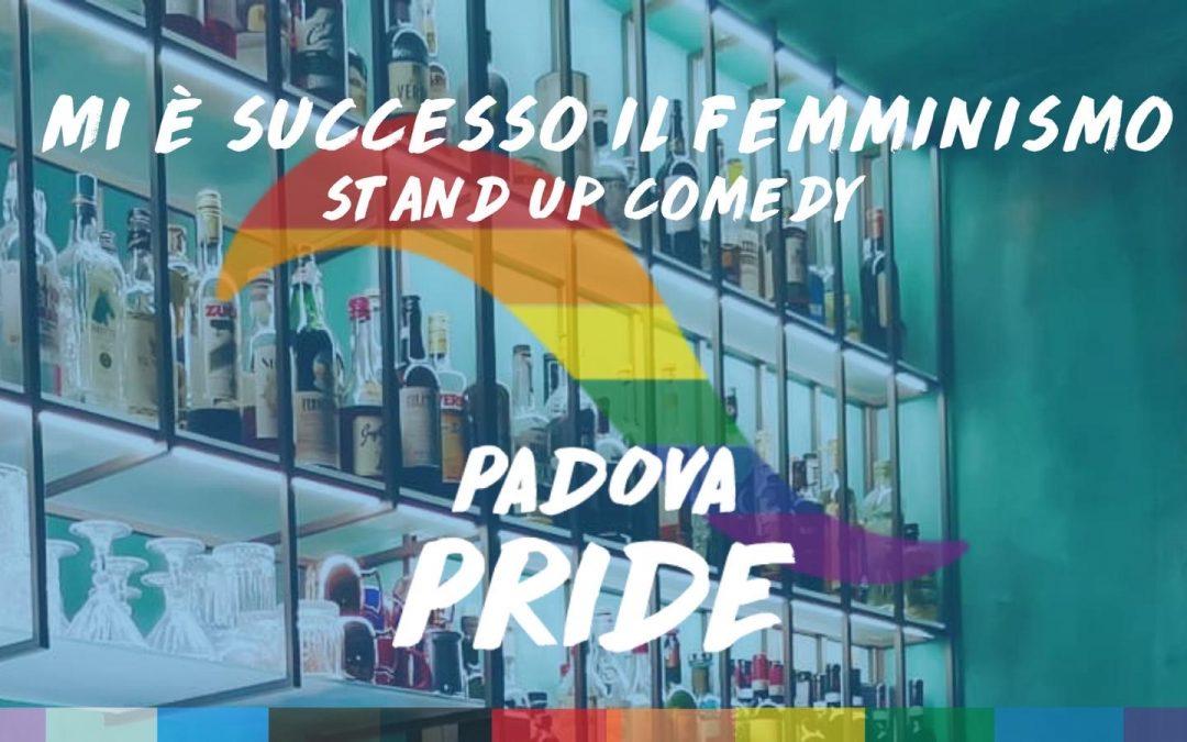 Mi é successo il femminismo – Stand up comedy